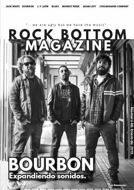 Portada Bourbon
